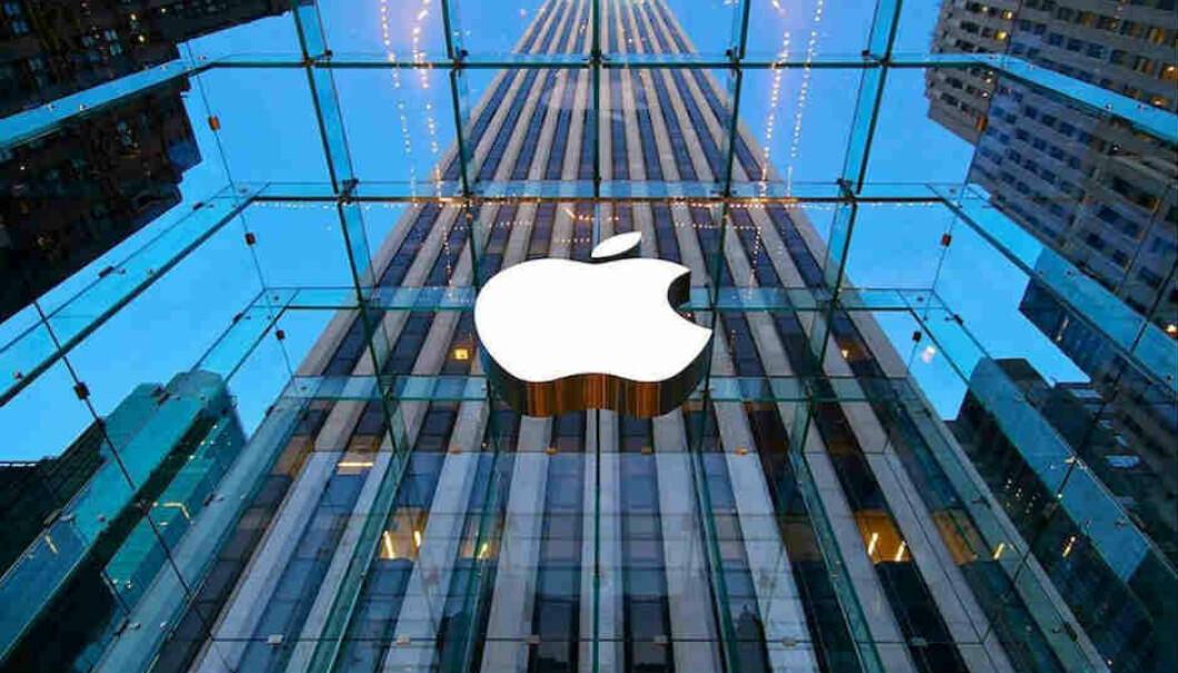 Apple tapetserer Telias toppliste for september med de nye iPhone 13-modellene.
