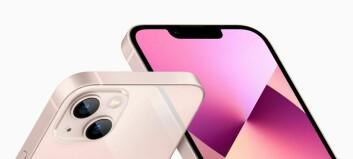 Apple presenterer iPhone 13 og iPhone 13 mini