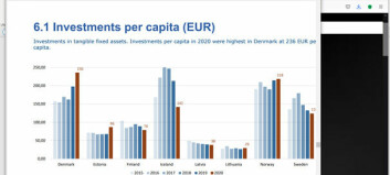 Norge topper bredbåndsinvesteringer