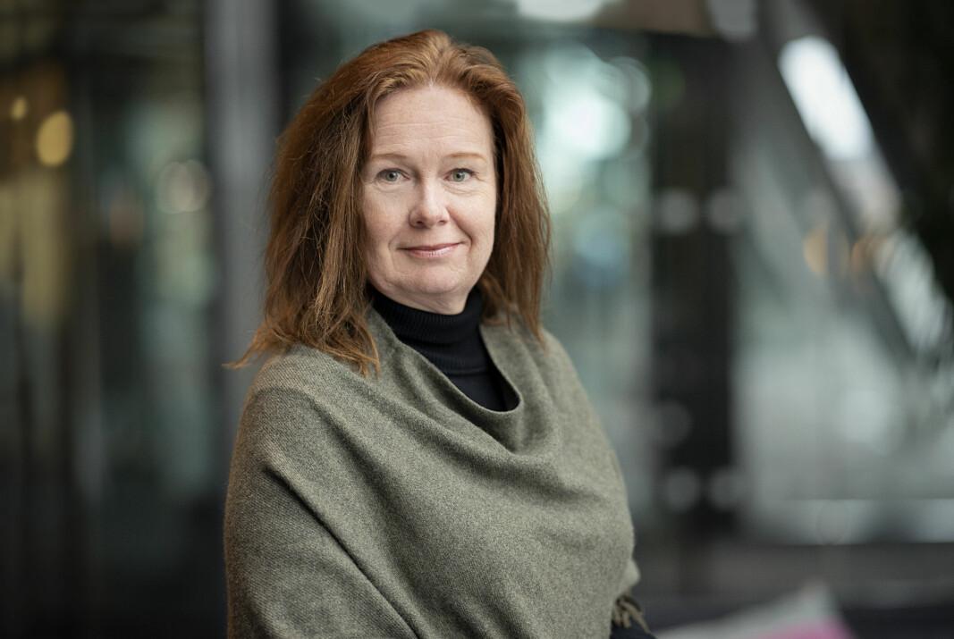 CTO i Telenor Norge Ingeborg Øftshus gjør nå også Telenors mobilnett ikke bare raskere, men også mye mer robust.