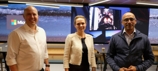 Microsoft med to nye datasenter i Norge