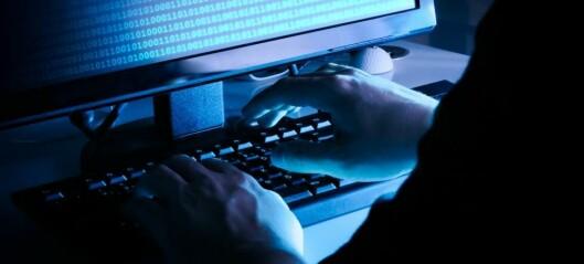 Nettkriminaliteten i Norge har økt med 72 prosent
