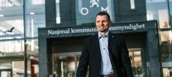 Nkom kopierer ikke dansk regulering