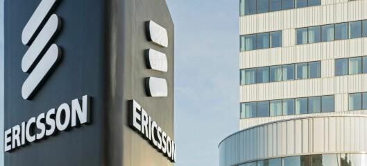 Kina svikter Ericsson